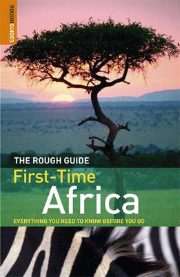 A Rough Guide First-Time Africa (Paperback)