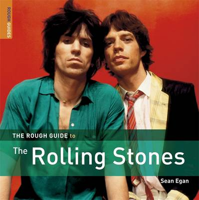The Rough Guide to the Rolling Stones (Paperback)