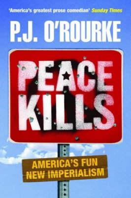 Peace Kills (Hardback)