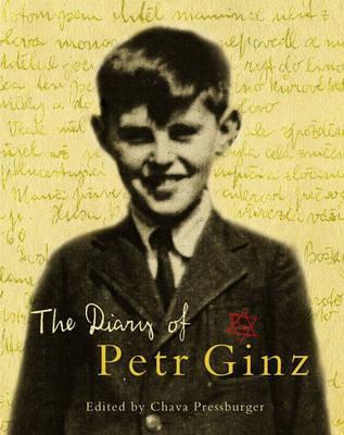 The Diary of Petr Ginz (Hardback)