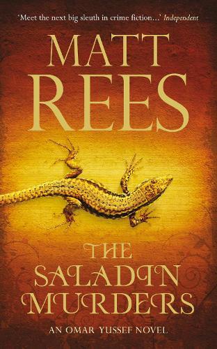 The Saladin Murders - Omar Yussef Mysteries (Paperback)