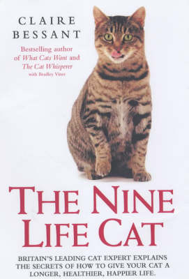 The Nine Life Cat (Hardback)