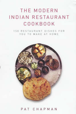 The Modern Indian Restaurant Cookbook (Paperback)