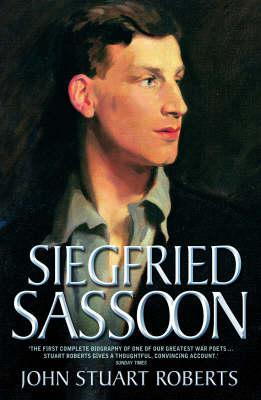 Siegfried Sassoon (Paperback)