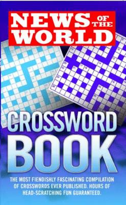 News of the World Crossword Book: 1 (Paperback)