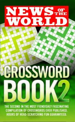News of the World Crossword Book: 2 (Paperback)