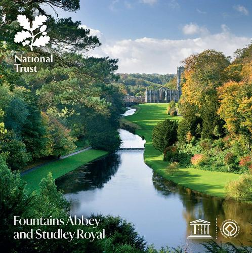 Fountains Abbey and Studley Royal, North Yorkshire: National Trust Guidebook (Paperback)
