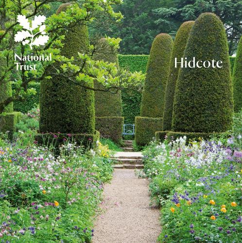 Hidcote, Gloucestershire: National Trust Guidebook (Paperback)