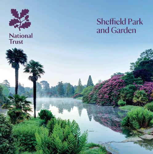 Sheffield Park and Garden, Sussex: National Trust Guide (Hardback)