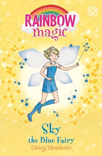 Rainbow Magic: Sky the Blue Fairy: The Rainbow Fairies Book 5 - Rainbow Magic (Paperback)