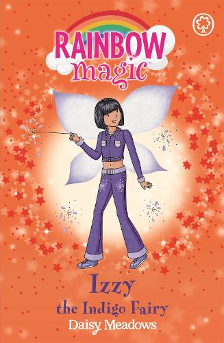 Rainbow Magic: Izzy the Indigo Fairy: The Rainbow Fairies Book 6 - Rainbow Magic (Paperback)