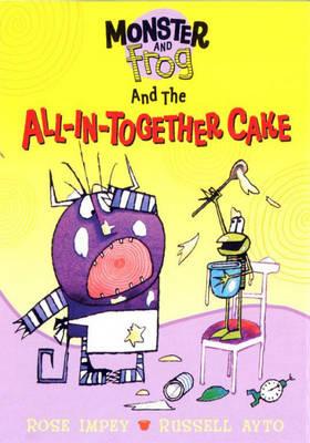 All-in-together Cake - Monster & Frog (Paperback)