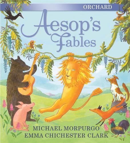Orchard Aesop's Fables (Hardback)