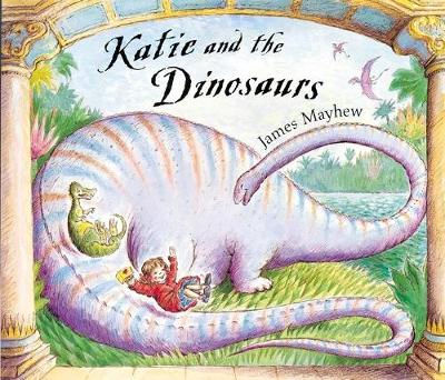 Katie and the Dinosaurs - Katie 1 (Paperback)