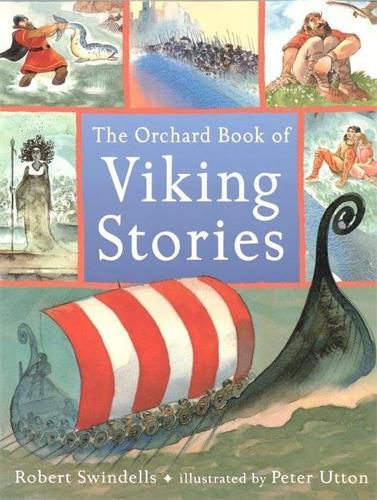 The Orchard Book Of Viking Stories (Paperback)