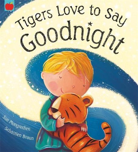 Tigers Love to Say Goodnight (Paperback)