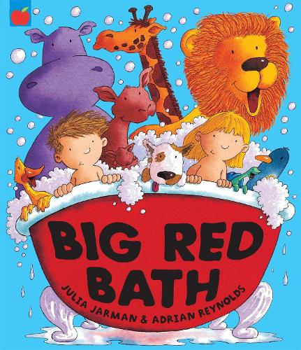 Big Red Bath (Paperback)