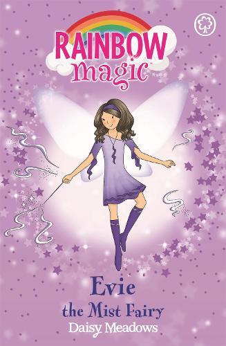 Rainbow Magic: Evie The Mist Fairy: The Weather Fairies Book 5 - Rainbow Magic (Paperback)