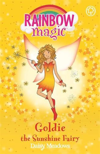 Rainbow Magic: Goldie The Sunshine Fairy: The Weather Fairies Book 4 - Rainbow Magic (Paperback)