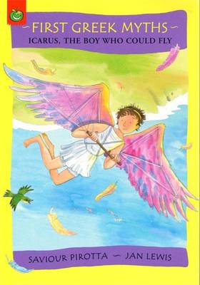 Icarus, The Boy Who Could Fly (Paperback)