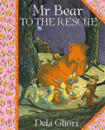 Mr Bear: Mr Bear To The Rescue - Mr Bear (Paperback)