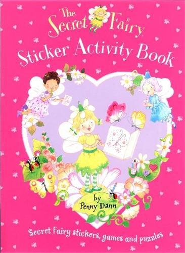 The Secret Fairy: Sticker Activity Book - The Secret Fairy (Paperback)