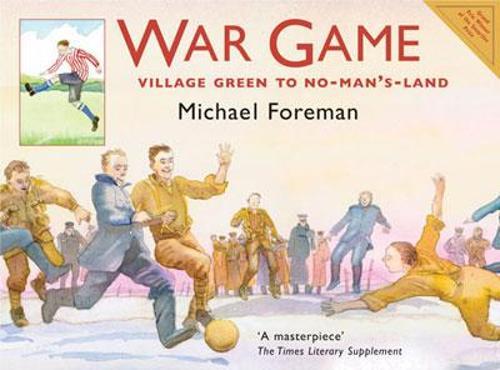 Image result for war game michael foreman