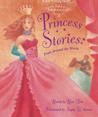 Princess Stories (Paperback)
