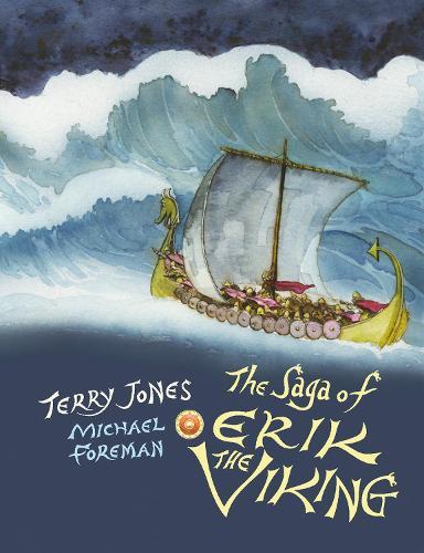 The Saga of Erik the Viking (Paperback)