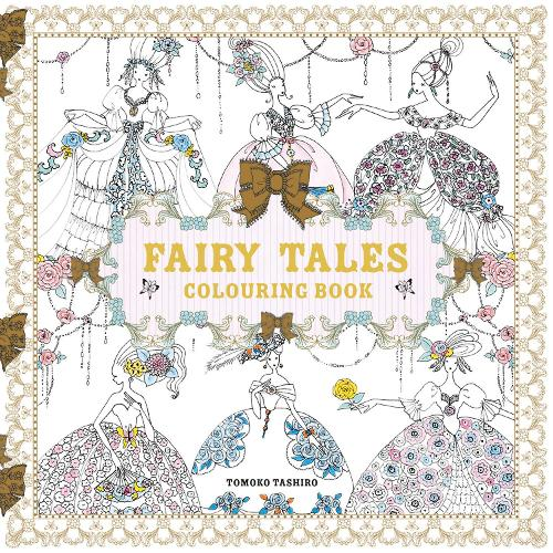 Fairy Tales Colouring Book - Colouring Books (Paperback)