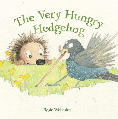 The Very Hungry Hedgehog (Paperback)