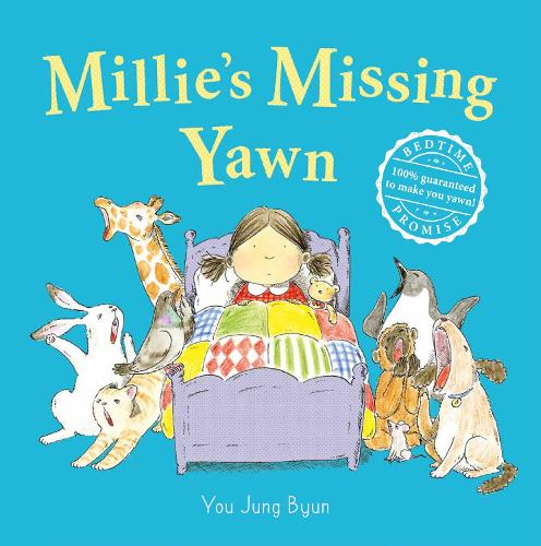 Millie's Missing Yawn (Paperback)