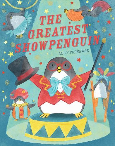 The Greatest Showpenguin (Paperback)
