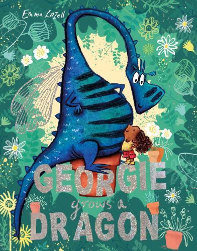 Georgie Grows a Dragon (Paperback)