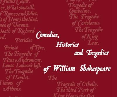 The Shakespeare Flipbook: Comedies, Histories and Tragedies of William Shakespeare (Paperback)