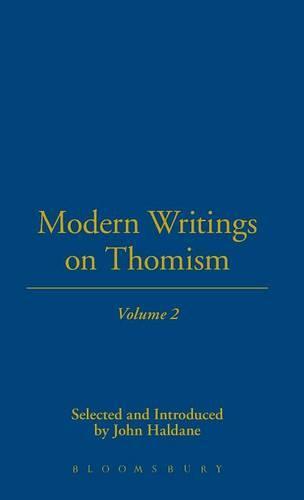 Modern Writings on Thomism (Hardback)