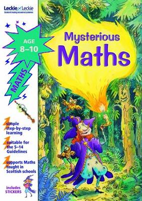 Mysterious Maths 8-10 - Leckie (Paperback)