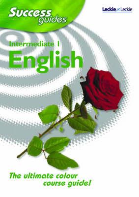Success Guide Intermediate English 1 (Paperback)