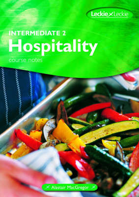 Intermediate 2 Hospitality Course Notes - Leckie (Paperback)