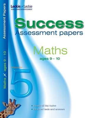 9-10 Mathematics Assessment Success Papers (Paperback)