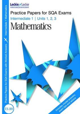 intermediate 2 maths exam papers