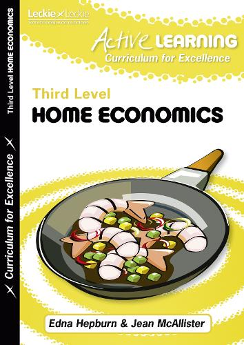 Active Home Economics Course Notes Third Level - Active Learning (Paperback)