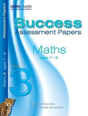 Maths Assessment Papers 7-8: Maths Assessment Papers 7-8 7-8 years - Assessment Papers (Paperback)