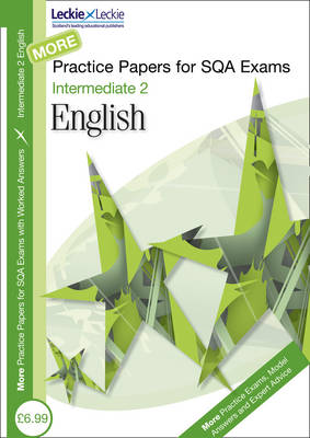 Credit Maths Practice Papers: Volume 2 - Practice Papers for SQA Exams v. 2 (Paperback)