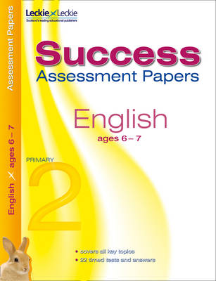 Assessment Papers English 6-7 Years - Letts Success Assessment Papers (Paperback)