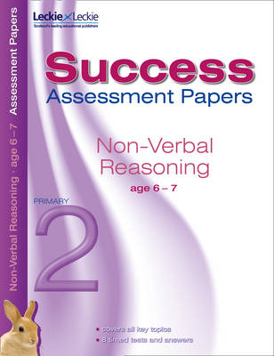 Assessment Success Papers Non Verbal Reasoning 6 - 7 Years - Letts Success Assessment Papers (Paperback)