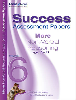 More Non-Verbal Reasoning 10-11 Years - Letts Success Assessment Papers (Paperback)