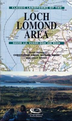 Classic Landforms of the Loch Lomond Area - Classic Landform Guides (Paperback)