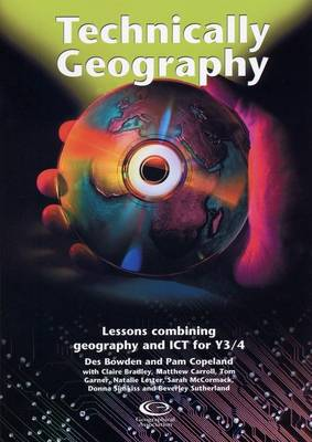 Technically Geography - Y3/4