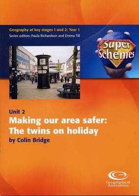 Making Our Area Safer: The Twins on Holiday - Super Schemes S. 2
